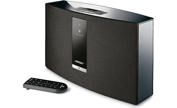 Bose® SoundTouch® 20 Series III wireless speaker Black
