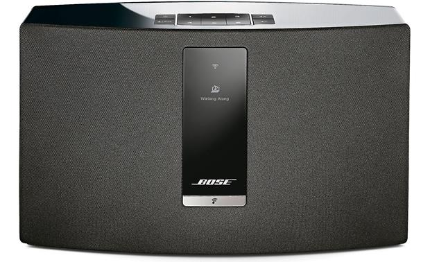 Bose® SoundTouch® 20 Series III wireless speaker Black - front