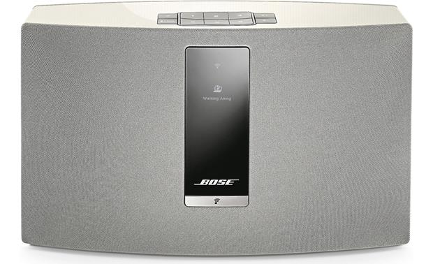 Bose® SoundTouch® 20 Series III wireless speaker White - front
