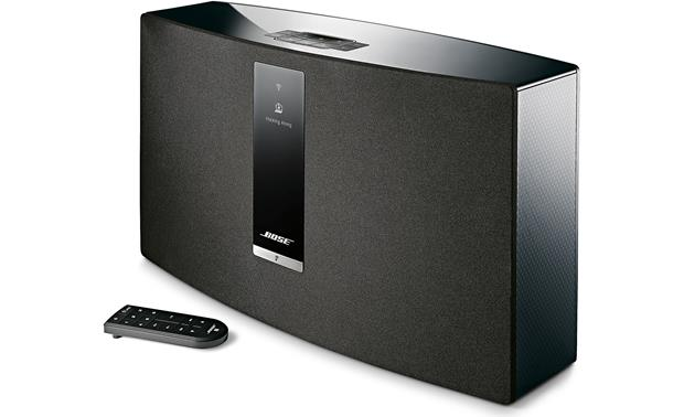 Bose® SoundTouch® 30 Series III wireless speaker Black