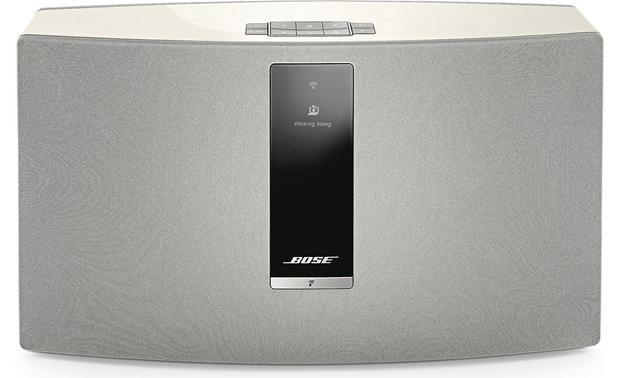 Bose® SoundTouch® 30 Series III wireless speaker White - front