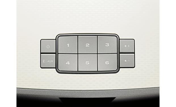 Bose® SoundTouch® 30 Series III wireless speaker White - control buttons on top