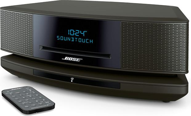 Bose® Wave® SoundTouch® wireless music system IV Espresso Black