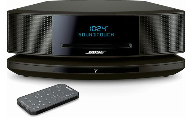 Bose® Wave® SoundTouch® wireless music system IV Espresso Black - front