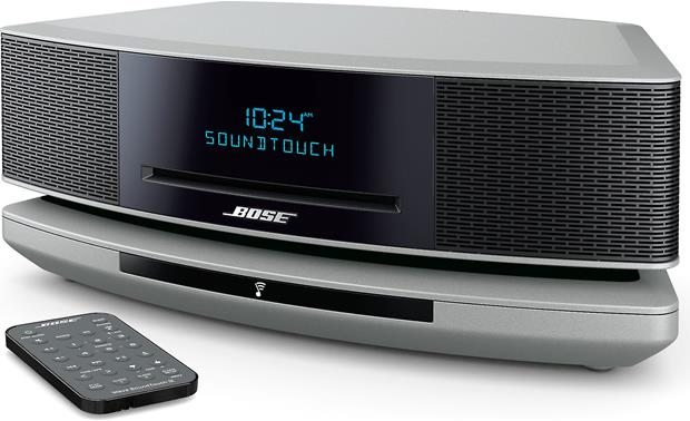 Bose® Wave® SoundTouch® wireless music system IV Platinum Silver