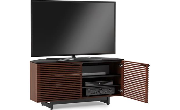BDI Corridor 8175 Chocolate Stained Walnut (TV and components not included)