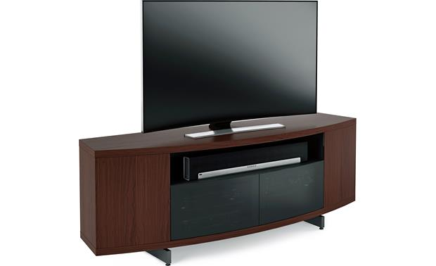 BDI Sweep™ 8438 Left front (TV and components not included)