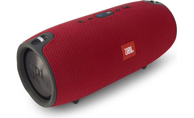 JBL Xtreme Red - left front