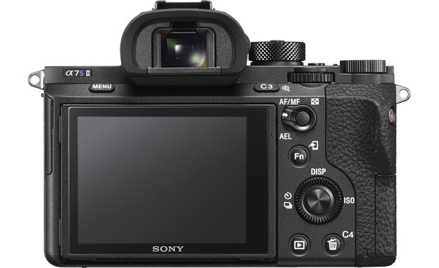 Sony Alpha a7S II (no lens included) Back