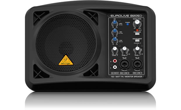 Behringer B205D — 150W peak Other