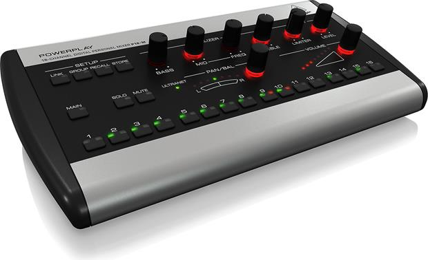 Behringer Powerplay P16-M Other
