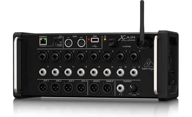 Behringer X Air XR16 Front
