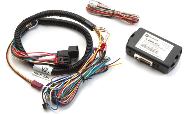g938EVOGM1 F fortin evo gm1 digital remote start system for select 2010 up gm 1 t-harness remote starter wiring at creativeand.co