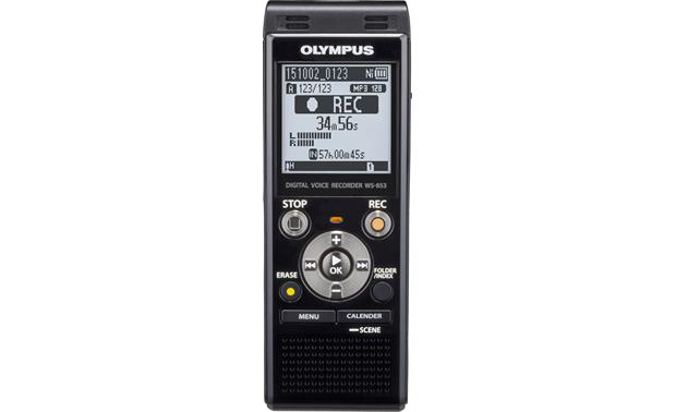 Olympus WS-853 Front