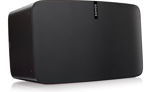 Sonos Play:5 (2-pack) Black - left front
