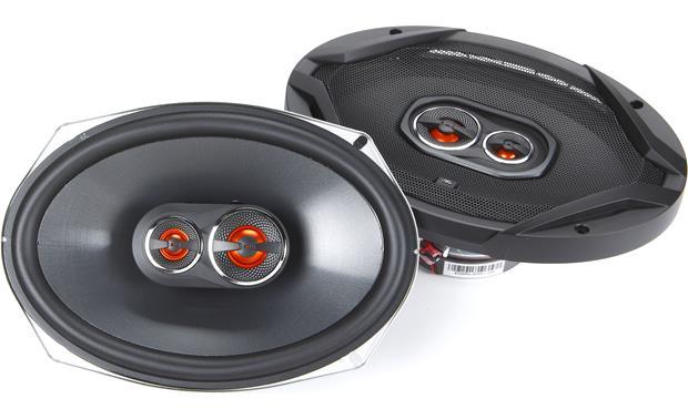 Jbl Gx963 6 X9 3 Way Car Speakers At Crutchfield Com