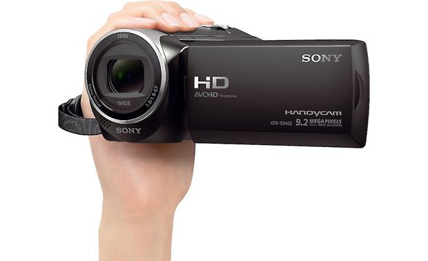 Sony Handycam® HDR-CX405 Other