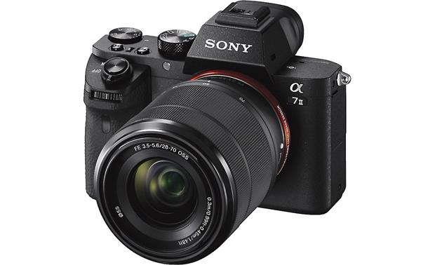 Sony Alpha a7 II Kit Front