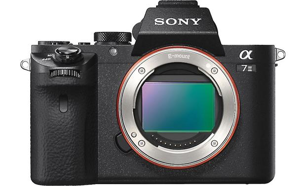 Sony Alpha a7 II (no lens included) Front