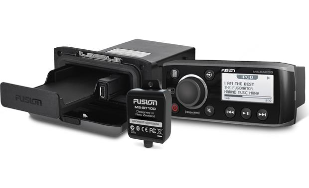 g917RA205UP F fusion ms ra205usp ultimate stereo pack package includes marine  at bayanpartner.co