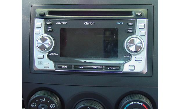 American International TOY-K949 Dash Kit Kit installed