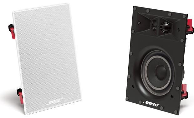 Bose® Virtually Invisible® 691 paintable grilles included