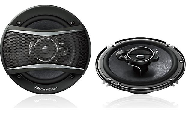 Pioneer TS-A1676R Pioneer's 3-way design gives greater clarity to your sound.