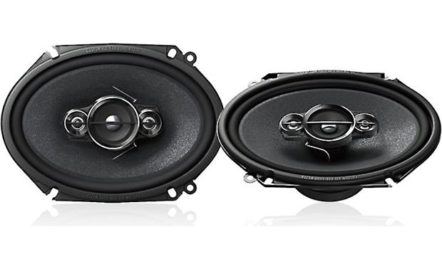 pioneer 6x8 speakers. pioneer ts-a6886r pioneer\u0027s 4-way design gives greater clarity to your sound. 6x8 speakers