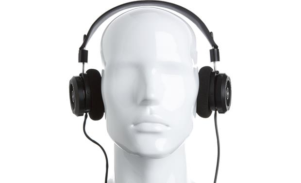 Grado SR80e Mannequin shown for fit and scale