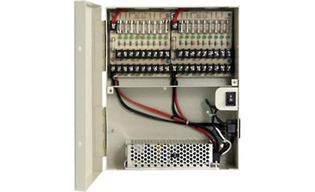 Clearview 12VPDB-18A-18 18-way 18-amp Power Distribution Box Front