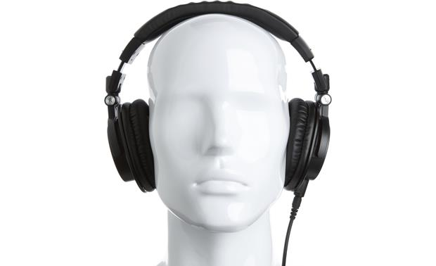 Audio-Technica/Yamaha eSports Gameplay Bundle (Headphones) Mannequin shown for fit and scale