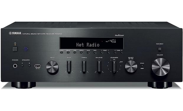 yamaha r n602 network stereo receiver with wi fi. Black Bedroom Furniture Sets. Home Design Ideas