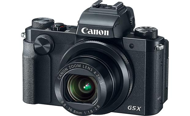 Canon PowerShot G5 X Front