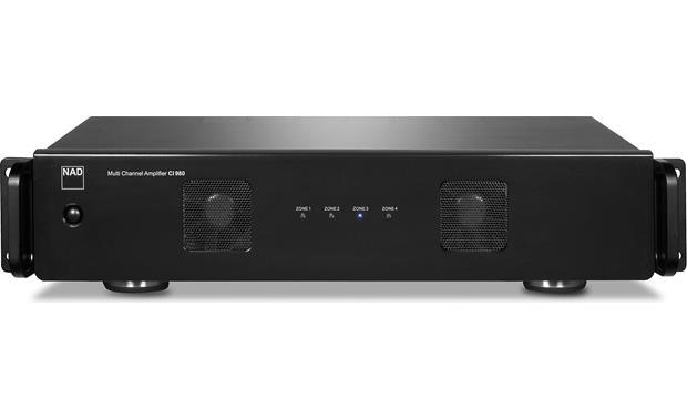 Nad Ci 980 8 Channel Multi Room Power Amplifier At Crutchfield