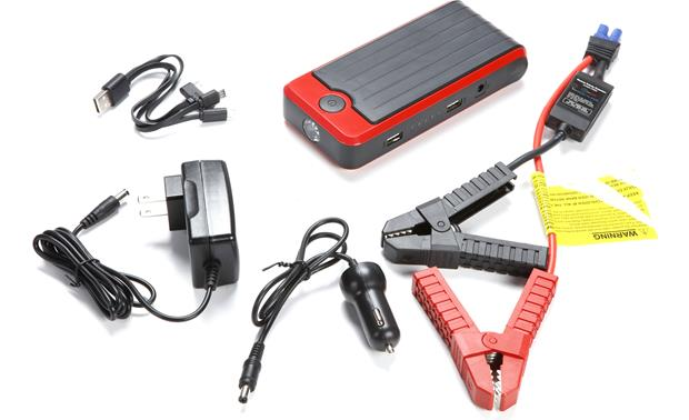 Battery Testers & Chargers Steady New Goliath Powerall Portable Powerbank Flashlight Jump Starter Battery Charger Heavy Equipment, Parts & Attachments