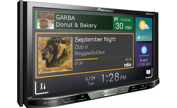 Pioneer AVH-X5800BHS Other