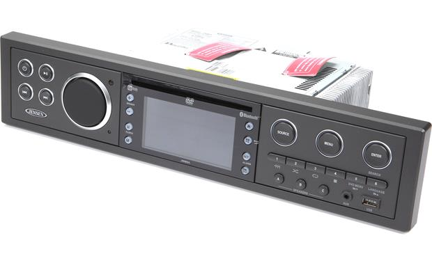 Jensen Jwm9a Bluetooth 174 Equipped All In One Entertainment