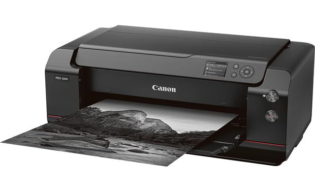 Canon imagePROGRAF PRO-1000 Create high-quality, large-format monochrome prints