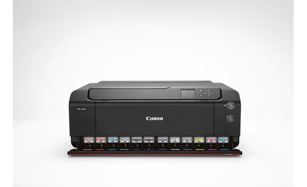 Canon imagePROGRAF PRO-1000 12 individually replaceable tanks