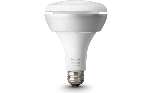 Philips Hue 2.0 BR30 White and Color Ambiance Light Bulb Front