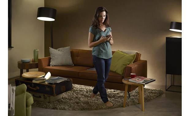 Philips Hue 2 0 BR30 White and Color Ambiance Light Bulb