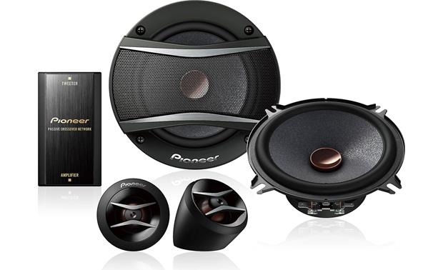 Pioneer TS-A1306C Pioneer's enhanced component set brings premium sound within reach.