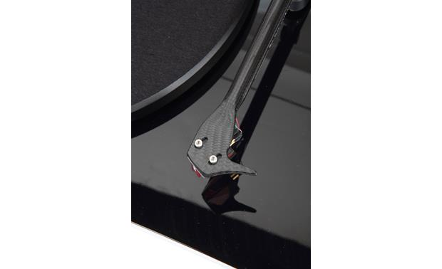 Audioengine HD3/Pro-Ject Debut Carbon/Phono Box DC Bundle One-piece carbon fiber tonearm for superior rigidity and low resonance