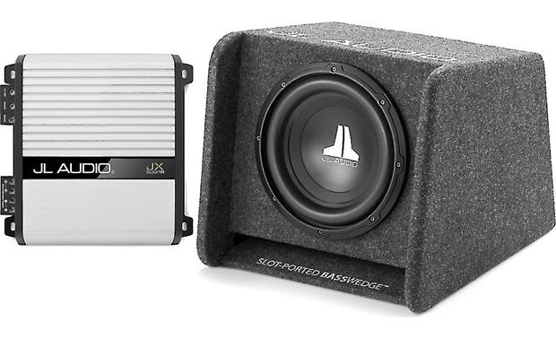 JL Audio 300-Watt Bass Package Front