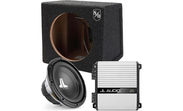 g700BPKJL5 F jl audio 300 watt bass package includes jl audio w0v3 10 jl audio jx500/1 wiring diagram at alyssarenee.co