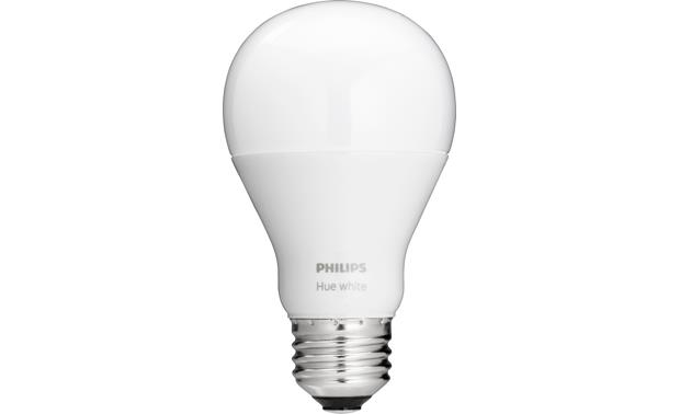 Philips Hue 2.0 A19 White Light Bulb Front