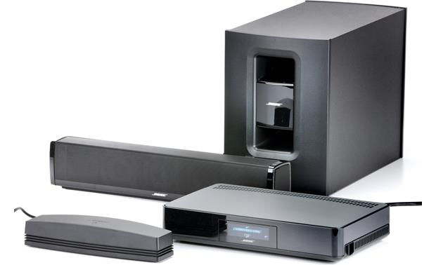 Bose® SoundTouch® 120 home theater system Other