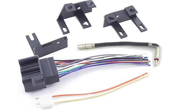 RetroSound 271-660-662 Installation Kit Front