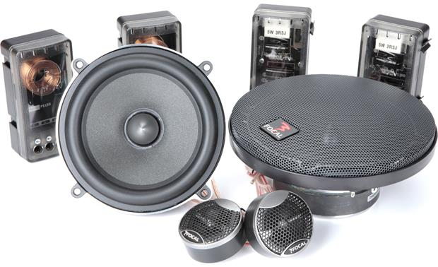 Focal PS 130V1 Focal builds every PS 130V1 component system by hand for flawless performance.