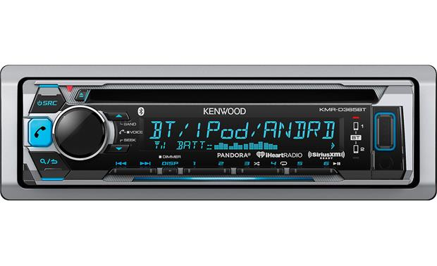 g113D365BT F kenwood kmr d365bt marine cd receiver with bluetooth� at kenwood kmr d365bt wiring diagram at bakdesigns.co